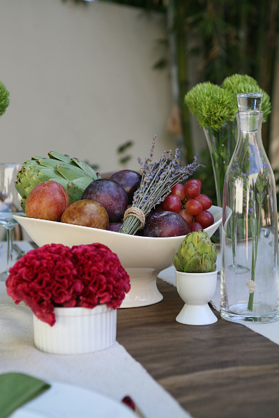 Fall Tablescape #1