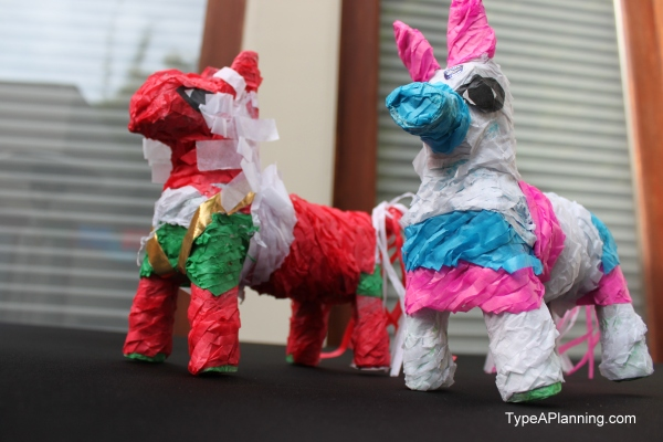 Mexican decorations for Cinco de Mayo