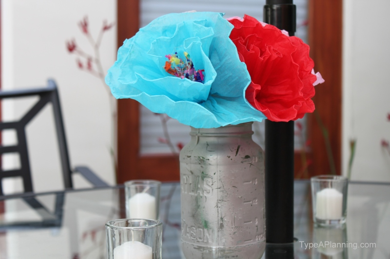 mexican handmade paper flowers